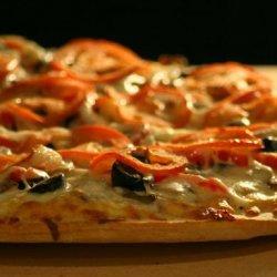 Super Crispy Thin Pizza Crust recipe