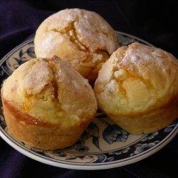 Jam Muffins, Apricot Etc recipe