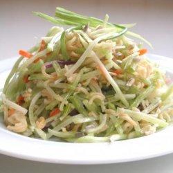 Paula Deen's Broccoli Coleslaw recipe