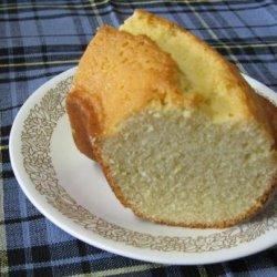 Lemon Lover's Pound Cake recipe