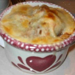 Crock Pot French Onion Soup for the Lazy! recipe
