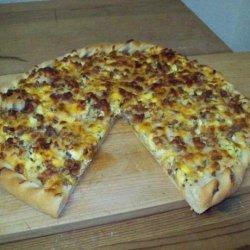 Breakfast Pizza #RSC recipe
