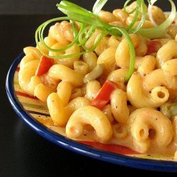 Low Fat Mexican Macaroni and Cheese recipe