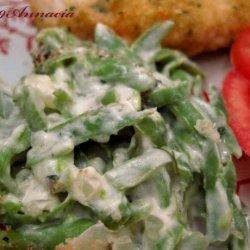 Green Beans Supreme recipe