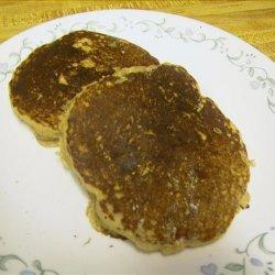 Oat Bran Pecan Pancakes recipe