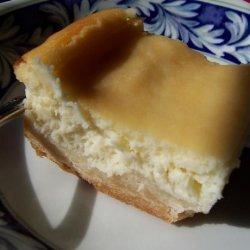 Lemon Cream Cheese Squares recipe