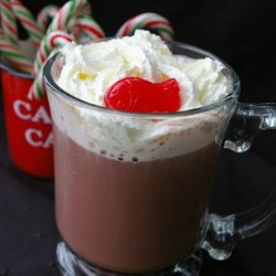 Witches' Brew (Hot Chocolate) recipe