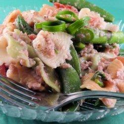 Tuna Pasta Primavera recipe