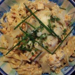 Sun-Dried Tomato Pesto Chicken Pasta recipe