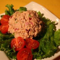 Sunday's Healthy, Yummy, Real Tuna Salad - for Tuna Salad, Melt recipe