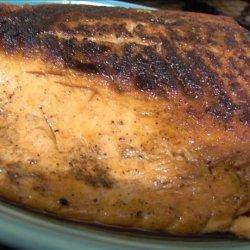 Salmon With Balsamic Vinegar Sauce recipe