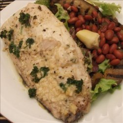 Baked Fish Fillets recipe