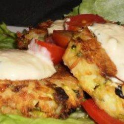 Zucchini and Rice Patties recipe