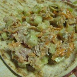 Tuna Crunch recipe