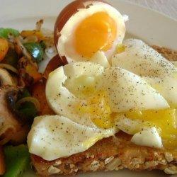 Martha Stewart's Soft Boiled Eggs 101 recipe