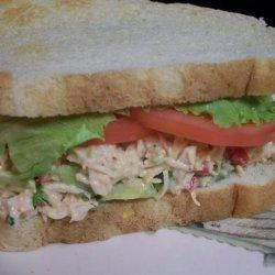 Spicy Southwestern Chicken Sandwiches recipe