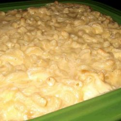 Country Style Macaroni and Cheese recipe