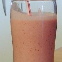 Easy Strawberry Smoothie recipe
