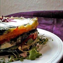 Ina Garten's Roasted Vegetable Torte (Barefoot Contessa) recipe