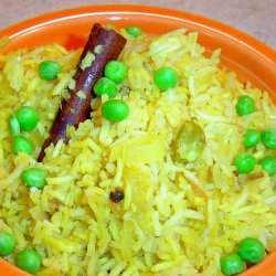 Indian Ghee Rice recipe