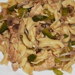 Pork, Beef or Chicken Chop Suey recipe