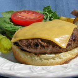 Barbecue Burgers recipe