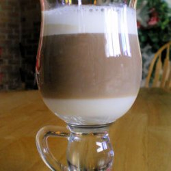 Latte Macchiato - 3 Layered Coffee recipe