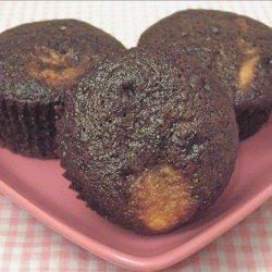Chocolate Chip Cheesecake Swirl Cupcakes recipe