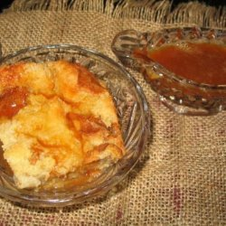 Irish Cream Bread Pudding With Caramel Irish Cream Sauce recipe