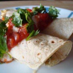 Breakfast Burrito (Ww) recipe