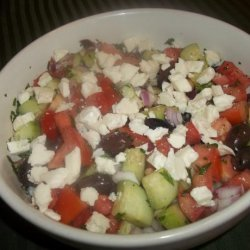 Turkish Chopped Salad recipe