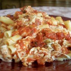 The Best Baked Ziti recipe
