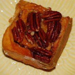Bread Machine Cinnamon-Pecan Buns recipe