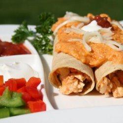 Las Manitas Enchiladas Zacatecanas recipe