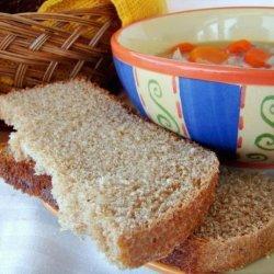 100% Whole Wheat Bread (Abm) recipe