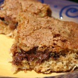 Chocolate Chip Coconut Bar recipe