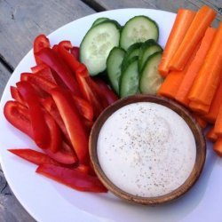 Homemade Ranch Dressing and Dip Mix recipe