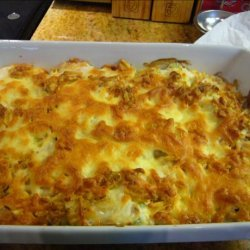 Chicken Crispy Bake recipe