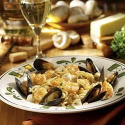 Copycat Olive Garden Seafood Portofino recipe