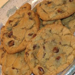 Chocolate Chip Cookies (With Pecan, if You Like) recipe