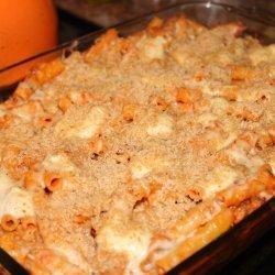 Baked Ziti Casserole recipe
