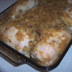 Hawaiian Stuffed Chicken Breasts recipe