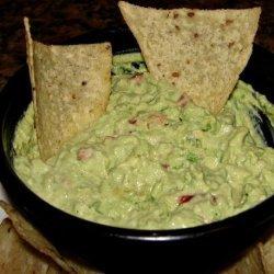 Classic Guacamole Dip recipe