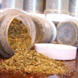 Green Herb Seasoned Salt recipe