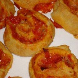 Pizza Snacks recipe