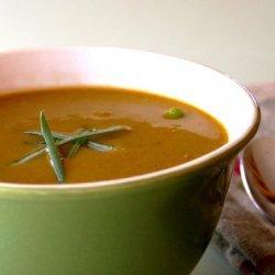 Sweet Pea Soup recipe