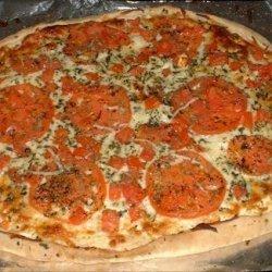 Italian Ricotta Tomato Pie recipe