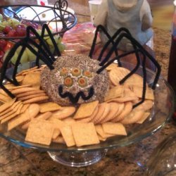 Cheese Ball - Great for Halloween recipe