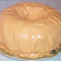 Cinderella Cake recipe