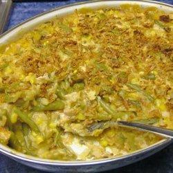 Turkey and Rice Casserole recipe